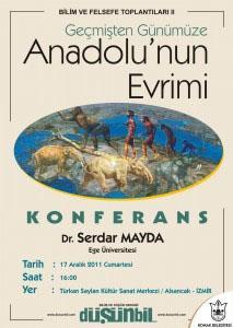 Geçmişten Günümüze Anadolu'nun Evrimi