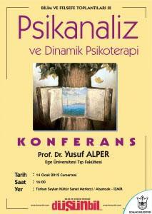 Psikanaliz ve Dinamik Psikoterapi